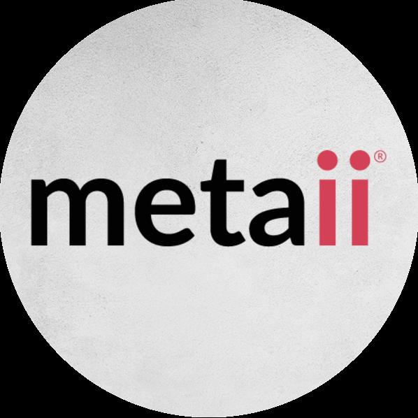 Metaii Logo Website